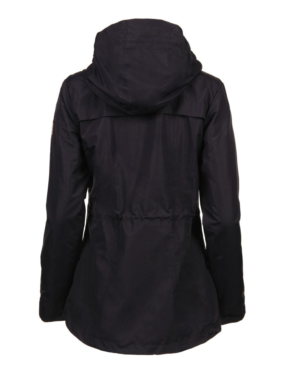 Luoto Kaisla sininen naisten takki taka