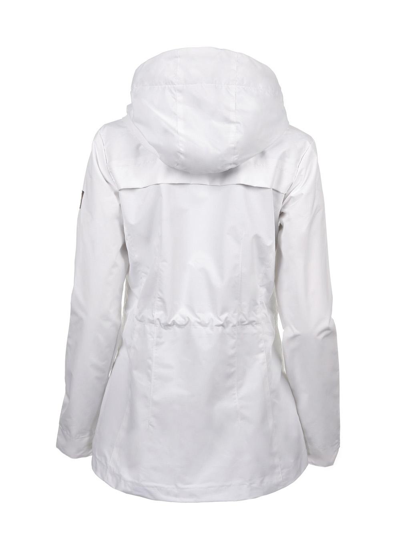 Luoto Kaisla valkoinen naisten takki taka